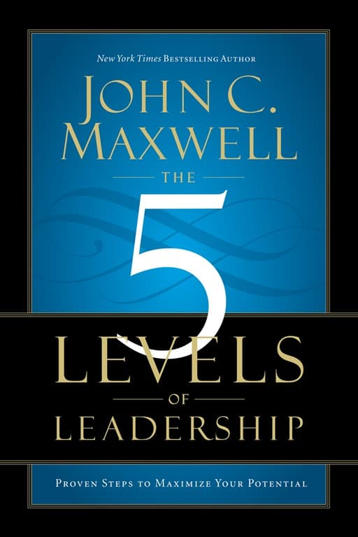 5 cấp bậc lãnh đạo