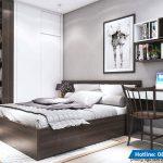 nội thất chung cư đep 120m2