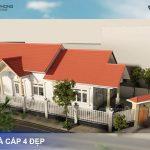 mẫu thiết kế nhà cấp 4 mái thái - góc 3