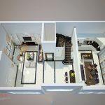 thiết kế nội thất biệt thự tân cổ điển ntnp1130-22