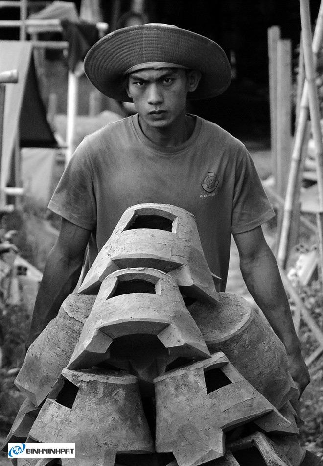 Lò gốm bên kênh Lò Gốm ở Sài Gòn 07