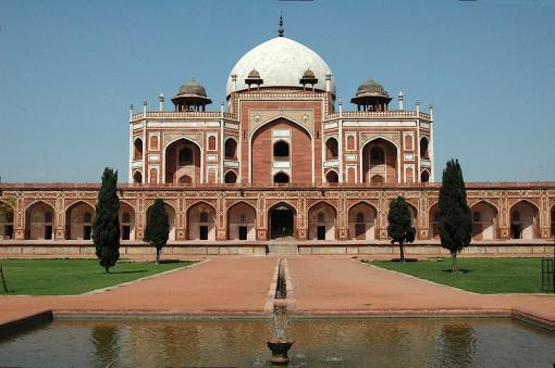 Tomb of King Humayun