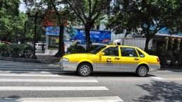 Guangzhou Taxi