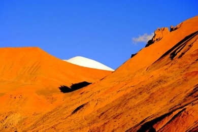 Leh Mountain