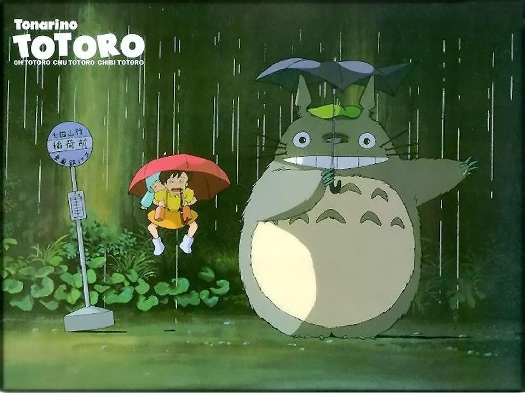 外國人和中國BBS論壇 • 查看主題 - 龍貓 My Neighbor Totoro (1988) 日語版中文字幕
