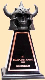 The Black Circle Award -- Don Herron