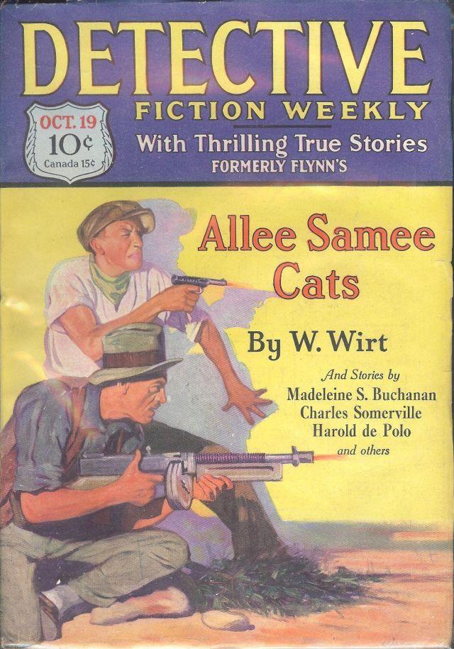 DFW October 19, 1929