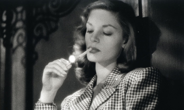 bacall first film