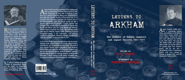 letters to arkham