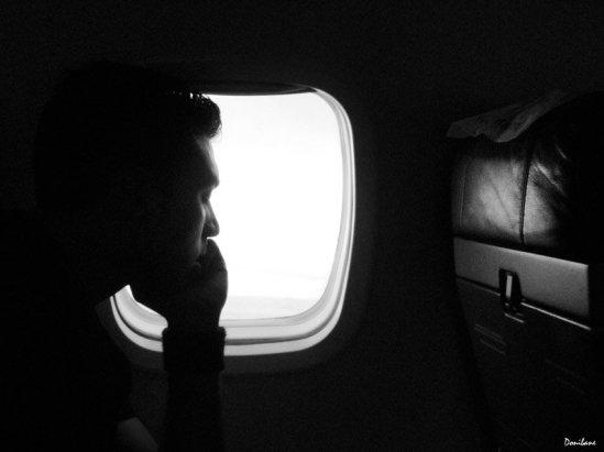 """""""Todos soñamos que viajamos"""" por Donibane."""
