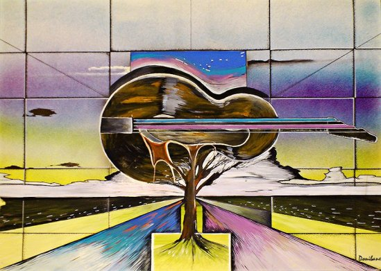 """""""The Music"""" Tree by Donibane"""