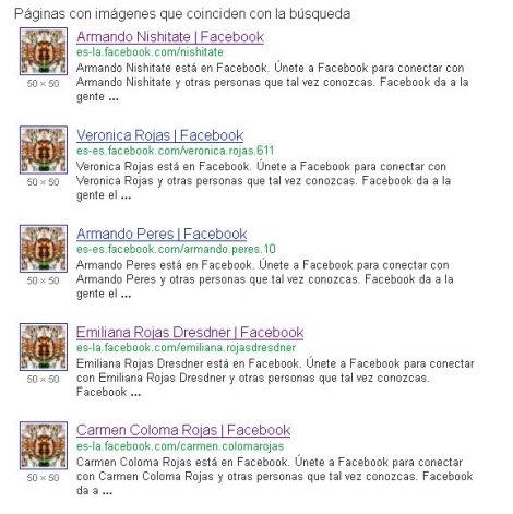 Obras de Donibane en los perfiles de facebook