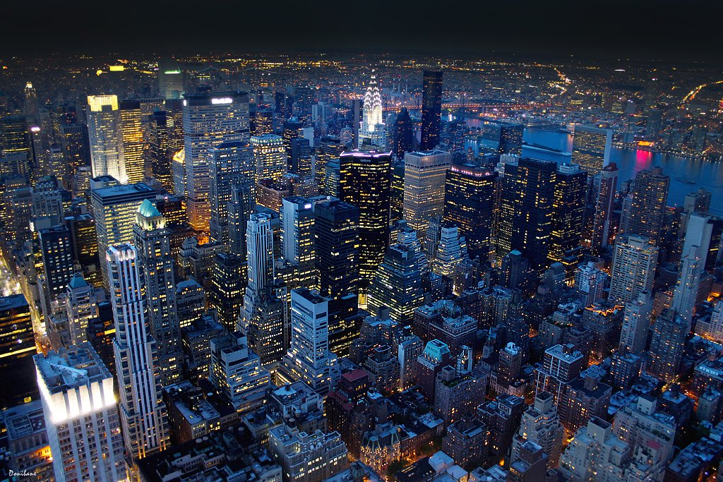 NYC by Donibane