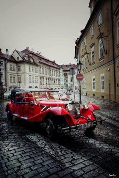 Prague by Donibane