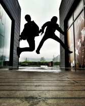 saltar, jump, photography, donibane, bilbao, contraluz, photography, art, commercial, sesion, catotack
