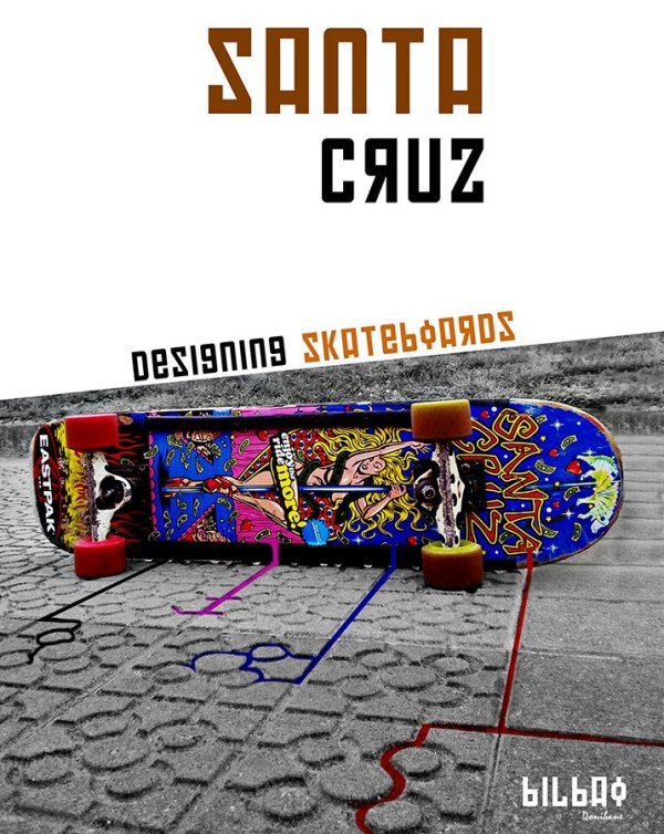 Santa Cruz Skateboards by Donibane