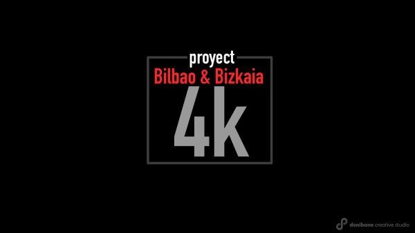 Project Bilbao&Bizkaia 4k por Donibane Creative Studio