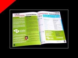 Publicación tecnológica Berriak por Donibane