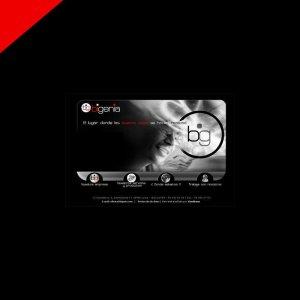 Diseño Web Donibane Bigenia