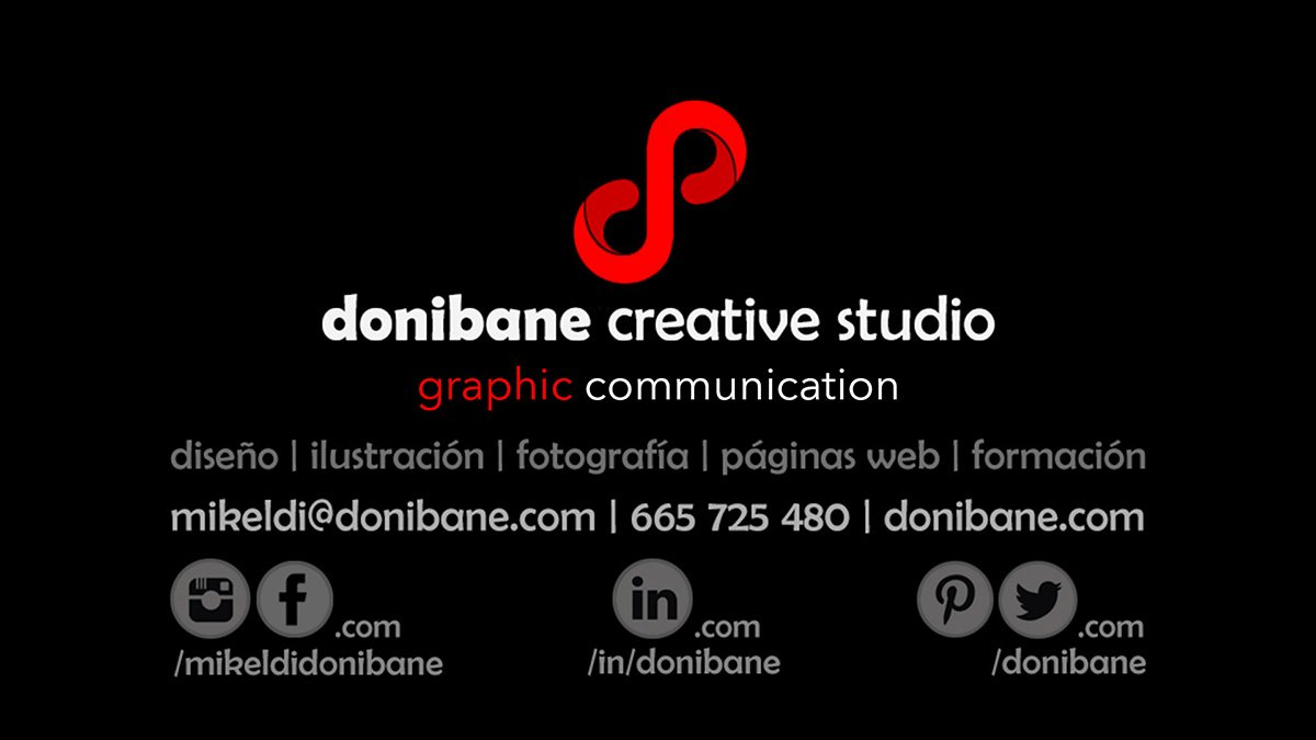 Donibane Creative Studio Graphic Communication
