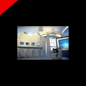 Stand para feria IT4ALL en el Palacio Euskalduna de Bilbao por Donibane