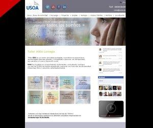 Donibane diseño web Usoa