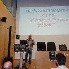 Donibane en la Startup Week Bilbao 2018 en el BBF