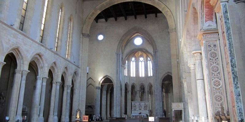 Basilica San Lorenzo maggiore Napoli