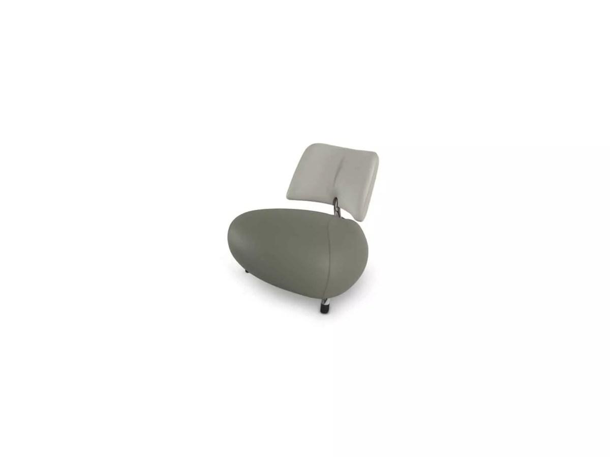 Leolux fauteuil Pallone1-groen
