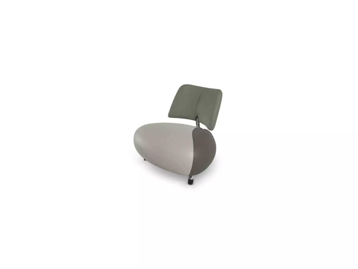 Leolux fauteuil Pallone2-groen