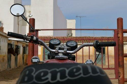 La Lebrijana - Benelli 250 2C - Donkey Motorbikes