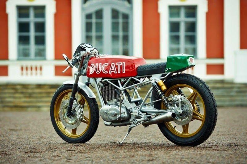 Cules son las motos ms baratas para transformar en Cafe Racer
