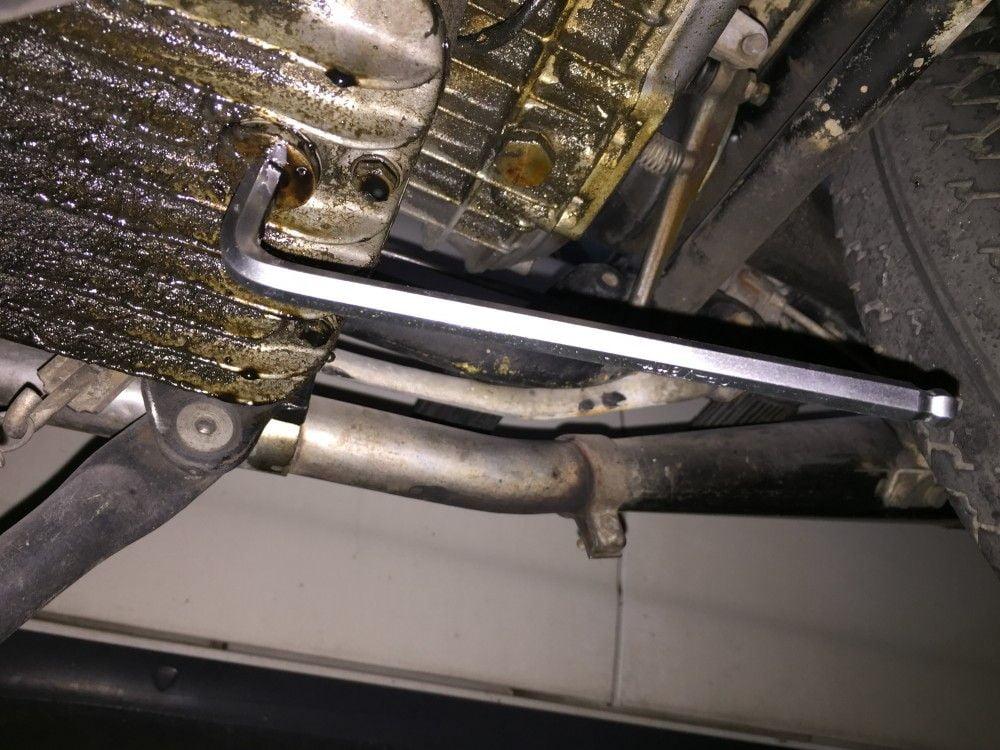 Cambiar aceite BMW R45