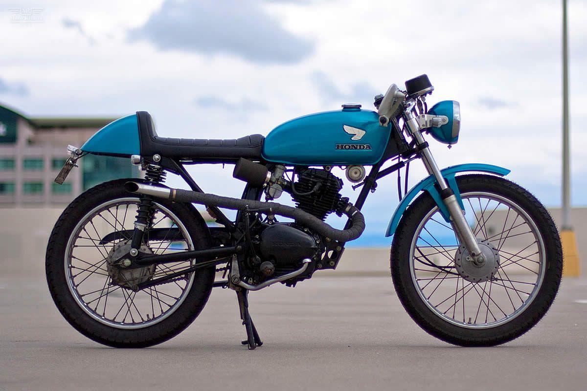 las 10 mejores cafe racers de 125 cc donkey motorbikes. Black Bedroom Furniture Sets. Home Design Ideas