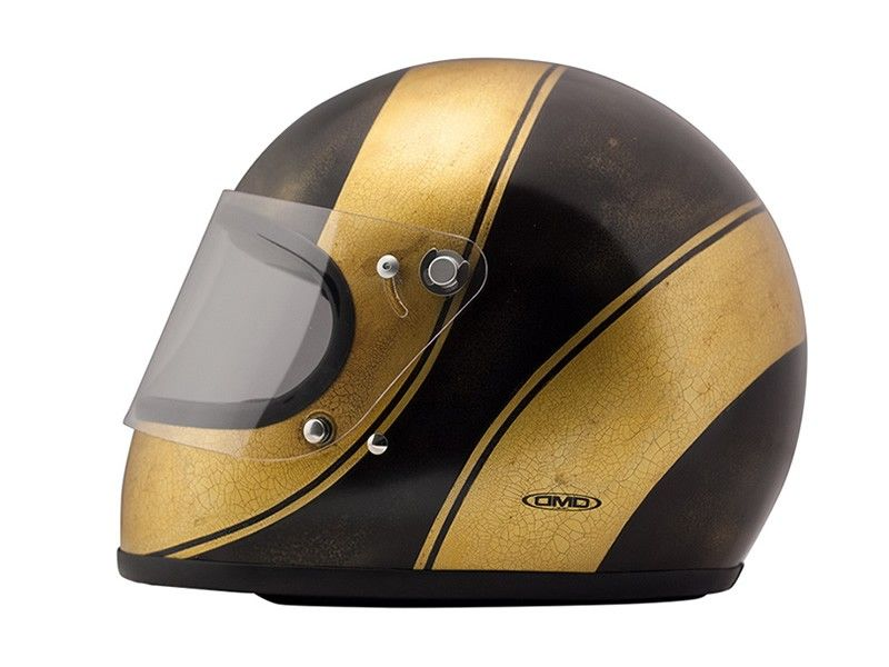 Casco cafe racer
