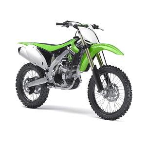 Miniatura moto Kawasaki KX450F