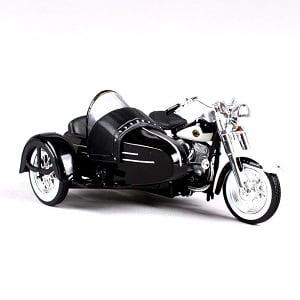Miniatura moto Tri-Span Harley-Davidson 1958