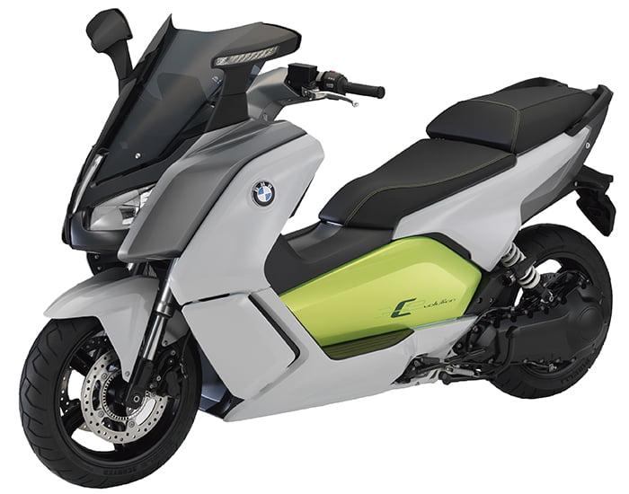 Compensa moto eléctrica