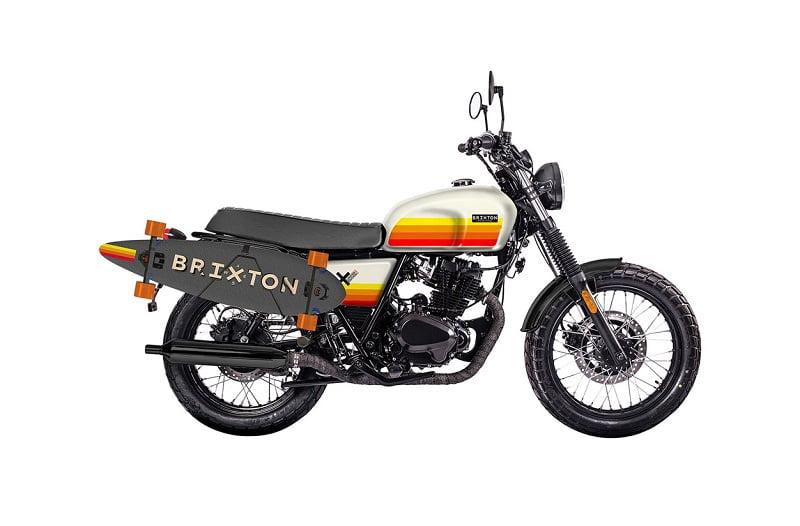 Brixton SK8 Edición Limitada. Cafe Racer Barata 125