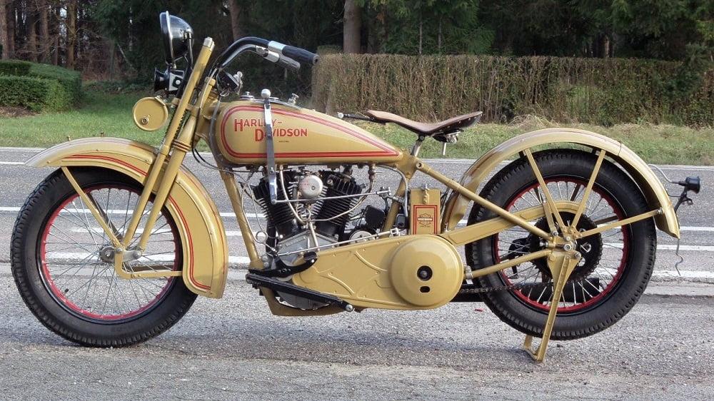 Harley-Davidson serie J
