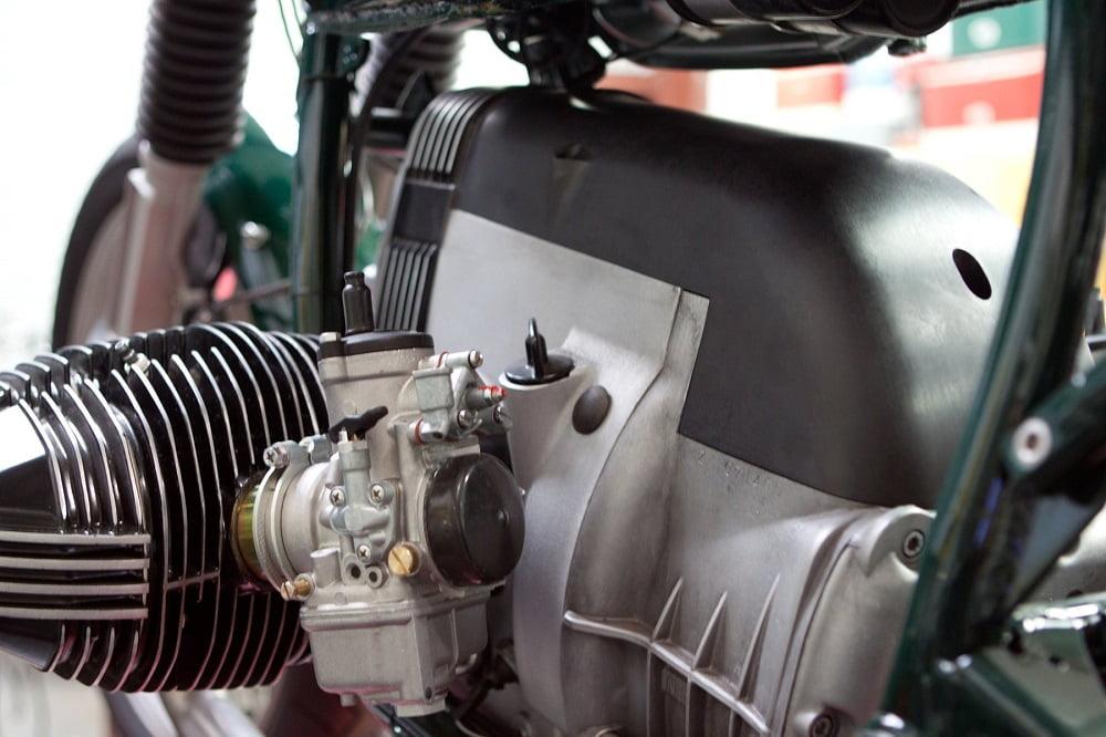 Caja filtro de aire BMW R45
