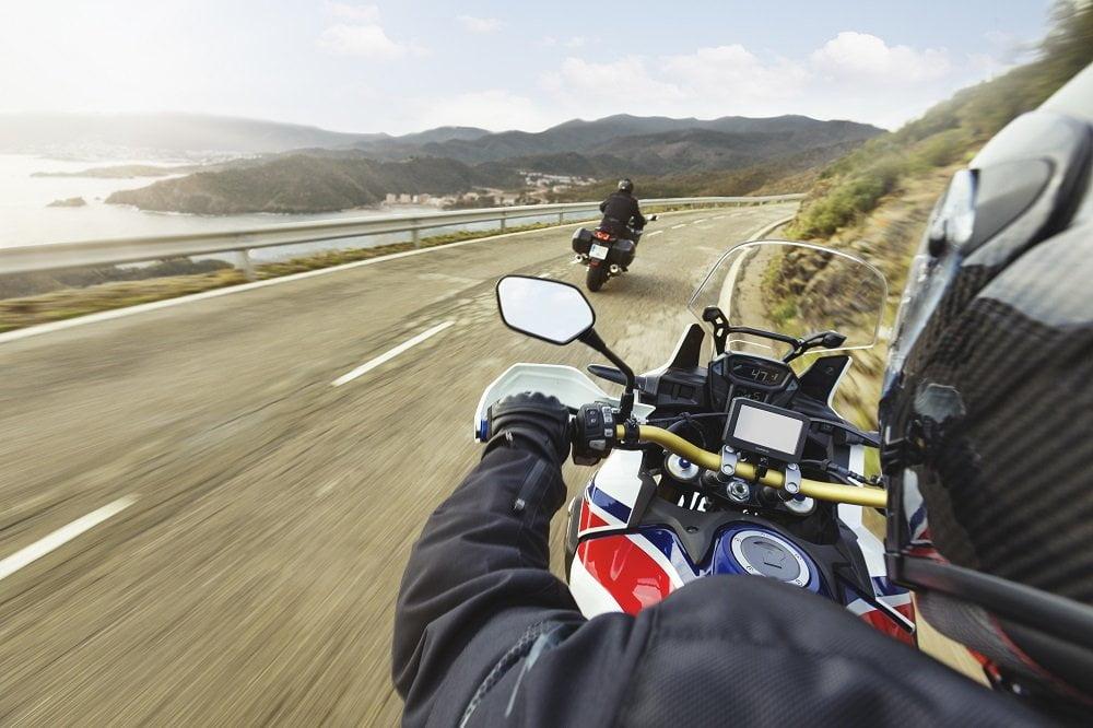 GPS para moto