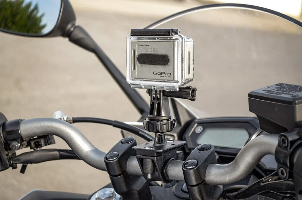 Camara moto casco legal