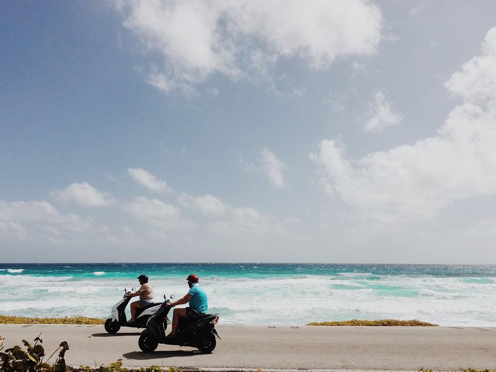 Ventajas scooter 50cc