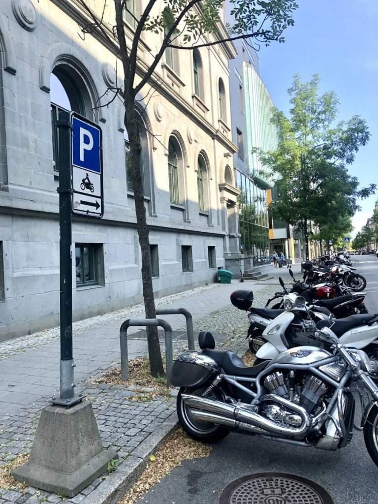 ITV moto Madrid