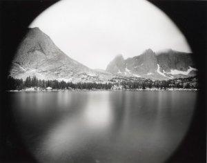 2005123 Jackass Pass, Lonesome Lake, WY 2005