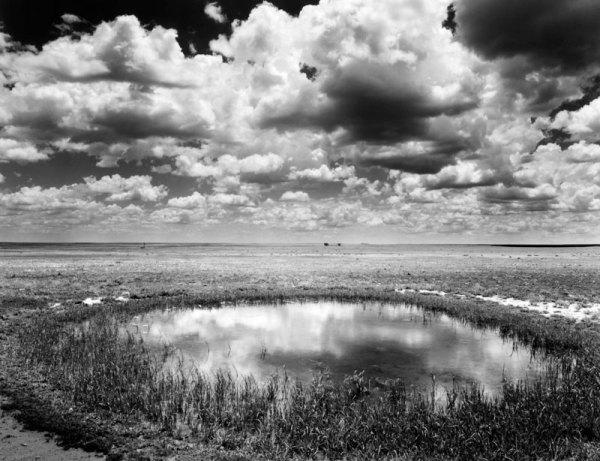 2006082 Cloud Reflections, Kiowa NGL, NM 2006