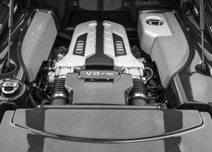 2014535D Audi Engine, 2104