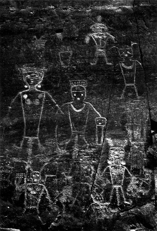 63072 Fremont Rock Art, UT 2003