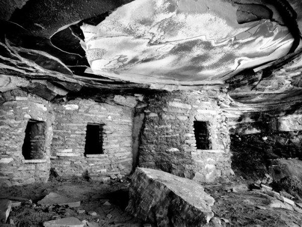 93100 Anasazi Ruin, UT 1993